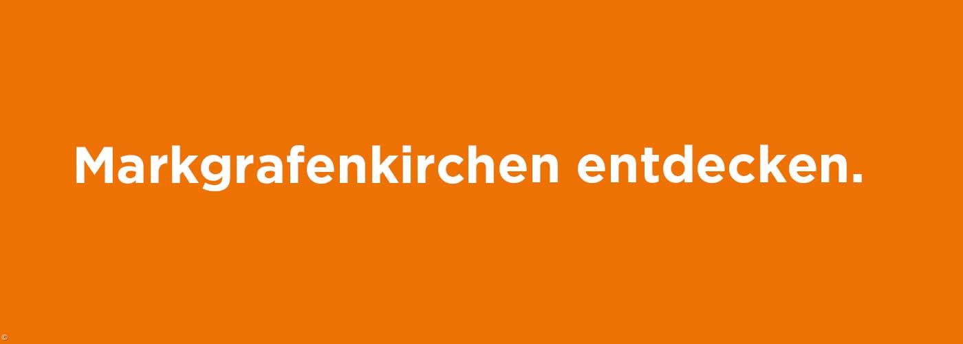 Banner Verein Markgrafenkirchen